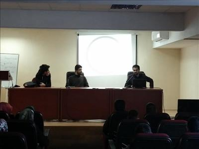 "The Activity ""Awareness of the Disabled and Our Responsibilities"" in the Faculty of Divinity"
