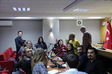 Üniversitemiz Hitit Uygarlığı Uygulama ve Araştırma Merkezi TRT Ankara Radyosu'nun Konuğu Oldu