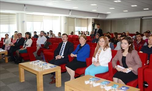 HÜKAM Aile Haftası Etkinlikleri Kapsamında Konferans Düzenlendi