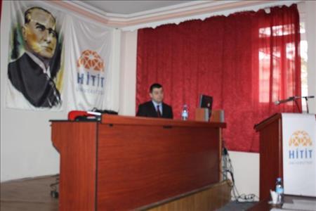 Üniversitemizde 'Elektronik Kaynak Tanıtımı Bilgilendirme Toplantısı' Gerçekleştirildi