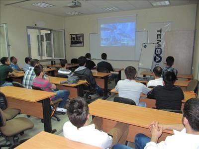 Üniversitemiz MYO Öğrencileri TEMSA Otobüs Fabrikasına (ADANA) Teknik Gezi Düzenledi
