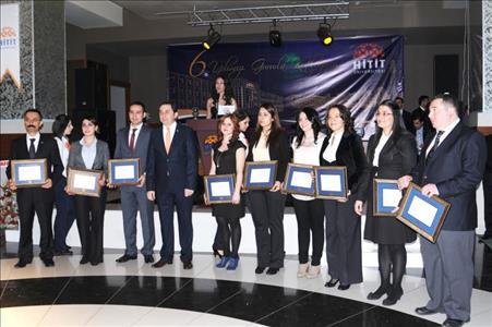 Üniversitemizin Kuruluşunun 6. Yıldönümünü Kutladık