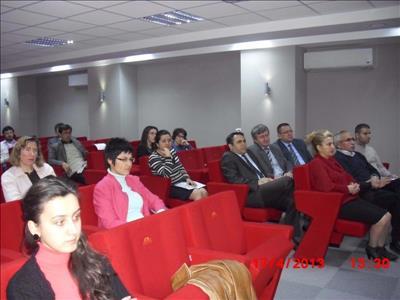 Elsevıer Scopus ve Scıencedırect Akademik Veritabanları Eğitim Toplantısı Yapıldı