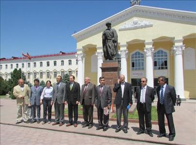 Cooperation with 4 Kyrgyzstan Universities