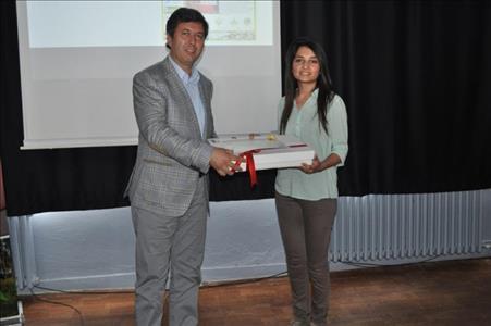 Sungurlu Meslek Yüksekokulu-Sunka İşbirliğinde Web Tasarım Yarışması Yapıldı