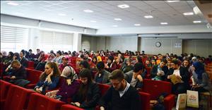 """""""Dirilişin Şifreleri: Mehmet Akif ve Bağımsızlık Bildirgesi"""" Konulu Konferans Düzenlendi"""