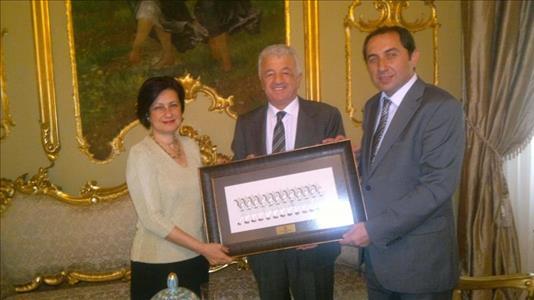 University of Roma ile ERASMUS Anlaşması İmzalandı