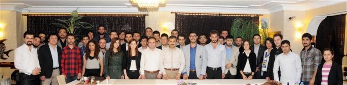 Üniversitemiz Öğrenci Kulüp Başkanları, Çorum Belediye Başkanı ile Görüştüler