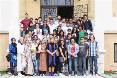 Tarih Bölümü Öğrencileri Çorum Müzesi'ni Ziyaret Etti