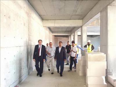 AK Parti Çorum Milletvekili Bağcı'dan Rektörümüze Hayırlısı Olsun Ziyareti