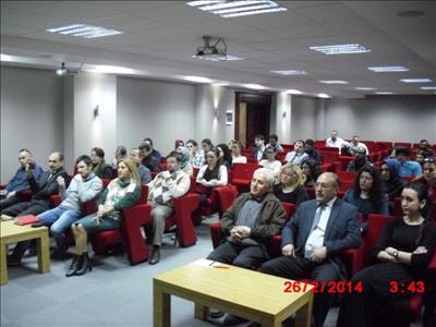 Scopus, Sciencedirect ve Mendeley Akademik Veritabanları Toplantısı Yapıldı