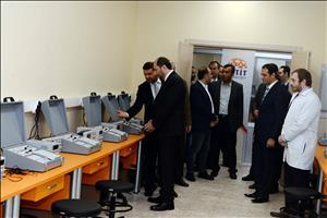 Elektrik-Elektronik Mühendisliği Bölüm Laboratuvarlarının Açılışı Gerçekleştirildi