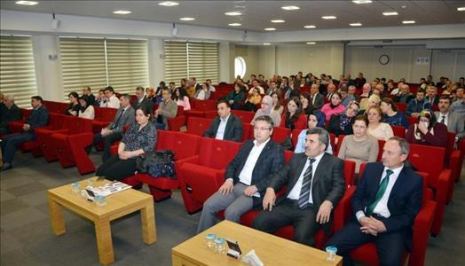 İdari Personelimize Hizmetiçi Eğitim Programı Düzenlendi