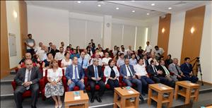 Üniversitemizde HÜBTUAM Yetkilendirme Belgesi Töreni Gerçekleştirildi