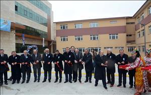 Meslek Yüksekokulumuzun 1. ve 2. Etap Binalarının Açılış Töreni Gerçekleştirildi