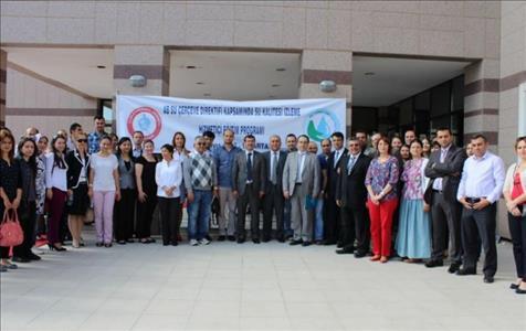 Üniversitemizden Orman ve Su İşleri Bakanlığı Hizmetiçi Eğitimi Programına Akademik Destek
