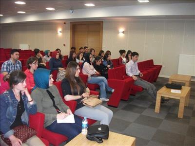 """Sungurlu MYO-HİTİTSİAD İşbirliğinde """"Sektörel Bakış"""" Eğitim Programı Yapıldı"""