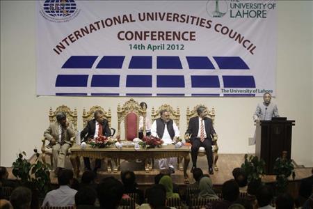 """Hitit Üniversitesi """"Uluslararası Üniversiteler Konseyi"""" Toplantısına Katıldı"""