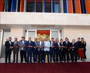 15 Temmuz Spor Kompleksi'ndeki Tesislerimizin Açılışı Gerçekleştirildi