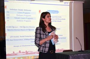 Lise Tanıtım Etkinliklerimiz Rektörümüz Prof. Dr. Alkan'ın Katılımıyla Devam Etti