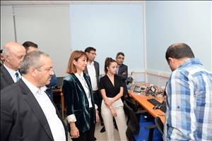 Teknoloji Devinden Mühendislik Fakültemize Laboratuvar Desteği