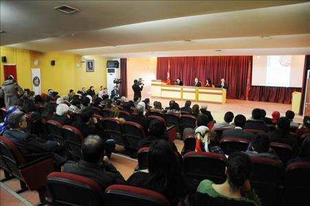 İnsan Hakları ve Uygulamaları Paneli Düzenlendi