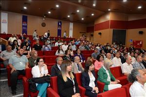 VII. Anorganik Kimya Kongresi Başladı