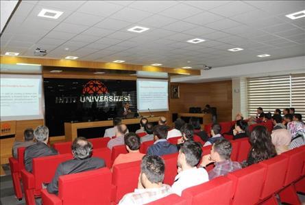 Üniversitemizde Teknogirişim Sermayesi Desteği Programı Bilgilendirme Toplantısı Yapıldı