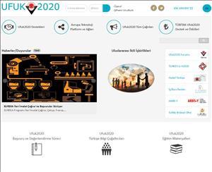 Ufuk2020'nin Yeni Web Sitesi Erişime Açıldı