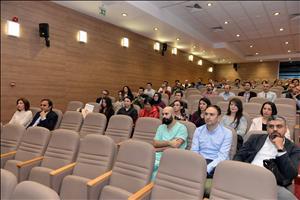 Rektörümüz Tıp Fakültesi Öğretim Elemanlarıyla Bir Araya Geldi