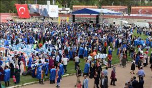 2017-2018 Eğitim Öğretim Yılı Mezuniyet Törenimizi Büyük Bir Coşkuyla Kutladık