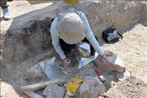 Üniversitemizin İlk Arkeolojik Kazısı Başlatıldı