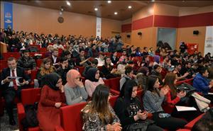ÇTSO Yönetim Kurulu Başkanı Başaranhıncal Tecrübelerini Öğrencilerimizle Paylaştı