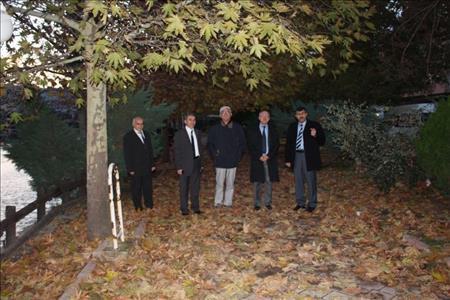 Üniversitemiz Arkeoloji Bölümü Osmancık'ta İncelemelerde Bulundu