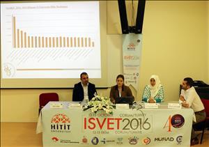 """Üniversitemizde """"Uluslararası Yükseköğretimde Mesleki Eğitim ve Öğretim Sempozyumu"""" (ISVET-2016) Sona Erdi"""