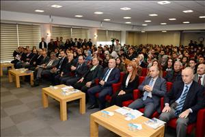 vizyonunda endüstri 4.0 konulu konferans süzenlendi
