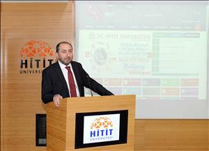 Üniversitemizde Atık Yönetimi Koordinasyon Toplantısı Yapıldı
