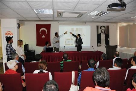 İktisadi ve İdari Bilimler Fakültesi'nin Proje Tanıtımı Yapıldı