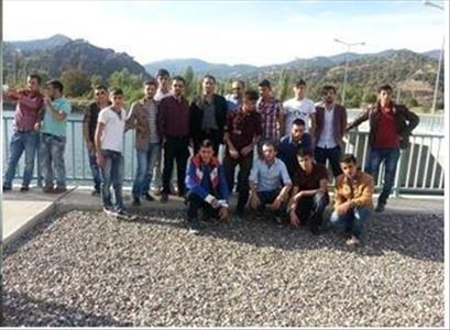A technical visit is organized for the students of Osmancık Ömer Derindere Vocational School