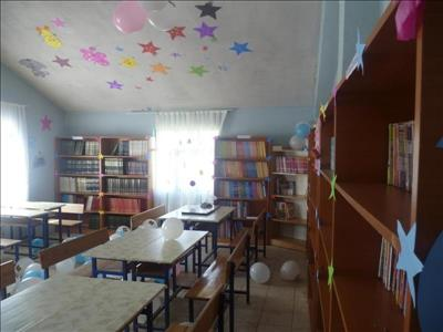 Kütüphane Haftasında Üniversitemiz Öğrencilerinden Anlamlı Çalışma