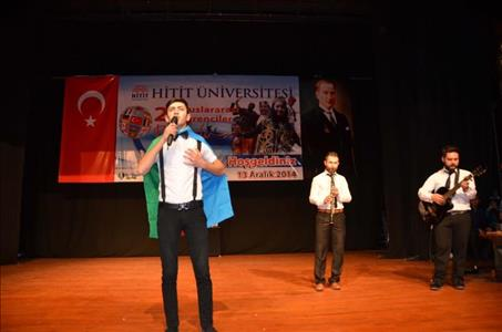 """Üniversitemiz """"II. Uluslararası Öğrenci Festivali""""ni Düzenlendi"""