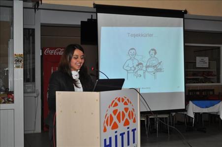 Osmancık Ömer Derindere MYO'da 'Kadınlar Günü' Etkinliği