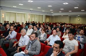 """""""AB Hibe Programları Çerçevesinde Türkiye Ulusal Ajansı Projeleri"""" Konulu Panel Gerçekleştirildi"""