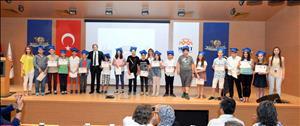 HİTÜ Çocuk Üniversitesi - 2017 Mezuniyet Töreni Gerçekleştirildi