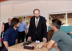 Üniversitemizde Satranç Turnuvası Düzenlendi