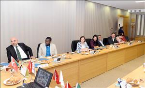 Burkina Faso ve Benin Büyükelçiliklerinden Üniversitemize Ziyaret