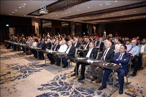 Rektörümüz Prof. Dr. Öztürk, İlim Yayma Ödülleri Akademik Tanıtım Toplantısı'na Katıldı