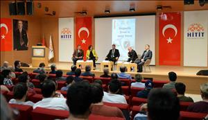 Girişimcilik Zirvesi ve Melek Yatırım Paneli Düzenlendi