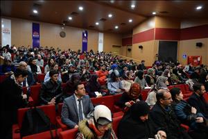 """Üniversitemizde """"103. Yılında Çanakkale Zaferi"""" Paneli Düzenlendi"""