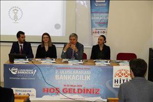 2. Uluslararası Bankacılık Kongresi Gerçekleştirildi